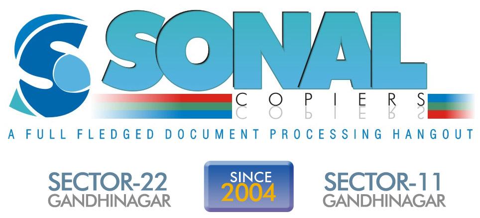 Sonal Copiers, Gandhinagar